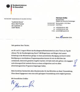 Dankesschreiben_Rolf_Gröhe_BMG_2014_I